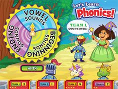 Let's Learn Phonics! Interactive Game Show at Lakeshore Learning