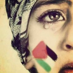 Palestine Art, I Am Sad, Sad Girl, Girl Pictures, Halloween Face Makeup, Free, Cover, Girls, Palestine