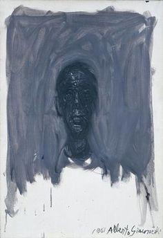 Head of Diego II. - Alberto Giacometti. Pintor que paso por varias corrientes artísticas: Surrealismo, Cubismo, Expresionismo, Arte moderno