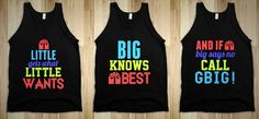 NEON TEXT!!! Perfect for reveal or throughout Big/Little Week!!