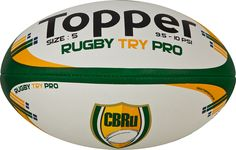 d208e4a2ea Bola Topper Rugby Try Profissional