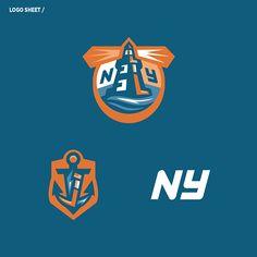 NHL Concept: New York Islanders on Behance