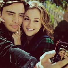 Blaire and chuck