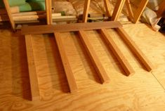 Steps for Air Drying Lumber | Woodworkers Guild of America  #WWGOA