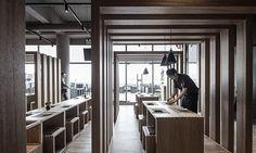 Fun Noodle Bar by Fanbo Zeng