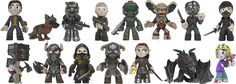 Funko - Bethesda All Stars Mystery Minis Mini-Figure - Multi, 7524