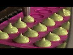 Macaron: ricetta - YouTube