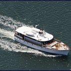 75-foot AMERICA, 1965 Trumpy Motor Yacht #yacht #yachts #boat #boats #motoryacht #motoryachts #powerboat #powerboats #madeinitaly #sail #luxury www.tommyholiday.it
