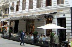 Cafe DEMEL, Vienna