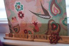 Yarn…Will you be my valentine?