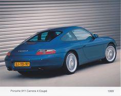 Porsche 911 (996) Coupe (NL, 1999)