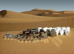 Heinz Mack The sahara Project - Google Search