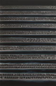 Andreas Gursky - Jumeirah Palm, 2008