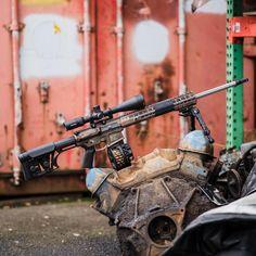Airsoft Guns, Weapons Guns, Guns And Ammo, Ar 10 Rifle, Land Of The Brave, Firearms, Shotguns, Custom Guns, Military Guns