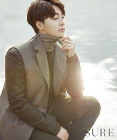 Roy Kim - Sure Magazine December Issue '15
