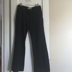 Wide leg trousers Polyester, rayon and spandex super comfortable wide leg trousers Old Navy Pants Wide Leg