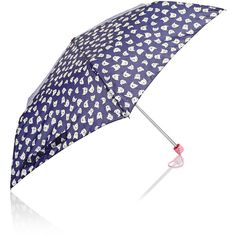 Accessorize Cat Printed Superslim Umbrella (31 CAD) ❤ liked on Polyvore featuring accessories, umbrellas, cat umbrella, pink umbrella, print umbrella, dog umbrella and dog print umbrella