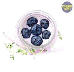 photo by Monika Grudzińska (Good Morning Tarczyca)  Blueberry lassi