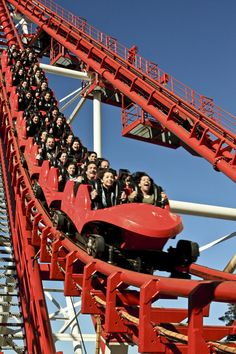 FEEL the roller coaster in Parque de la Costa / Tigre - Argentina Samba, Carrousel, Roller Coasters, Blue Cross, Most Beautiful Cities, Amusement Parks, Adventure Awaits, Golden Gate Bridge, The Great Outdoors