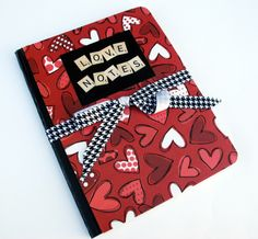 perfect as a book of love notes/letter between hubby and i