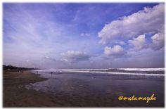 sky and shine, legian beach, bai, indonesia