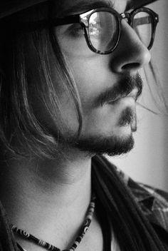 Johnny Depp wearing our favorite Oakley glasses http://www.smartbuyglasses.co.uk/designer-eyeglasses/Oakley/Oakley-OX8105-PITCHMAN-R-810503-312224.html