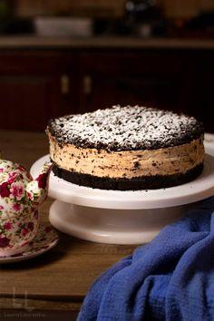 Cheesecakes, Vanilla Cake, Tiramisu, Oreo, Baking, Ethnic Recipes, Easy, Desserts, Garden