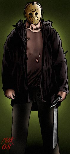 Derek Mears as Jason Voorhees by SirMWayneKofViolence.deviantart.com on @DeviantArt