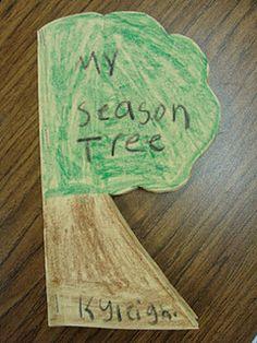 """My Season Tree"""