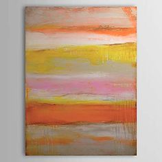 Hand Painted Oil Painting Abstract 1303-AB0348 – USD $ 52.77