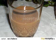 Baileys domácí recept - TopRecepty.cz Thing 1, Baileys, Wine Glass, Tableware, Dinnerware, Dishes