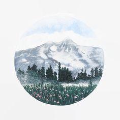 1000drawings - by Katelyn Morse