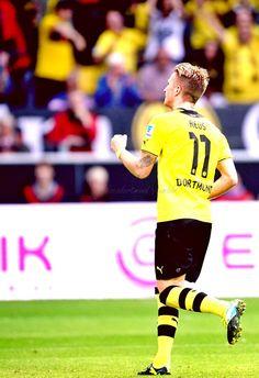 Marco ReuS. Borrusia Dortmund