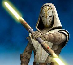 Jedi Temple Guard / Jedi Academic Defender / Jedi Sentinel.