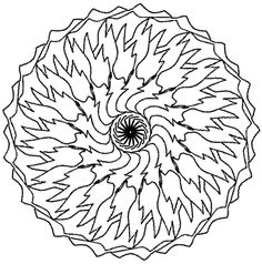 Coloriage Imprimer Mandala Au Motif Dauphins En Spirale Surfant Sur Les Vagues Amour