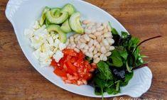 kan Mozzarella, Tofu, Cobb Salad, Broccoli, Rice, Green Bean, Laughter, Jim Rice