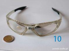 Modne okulary przeciwsłoneczne   Cena: 5,00 zł  #okularyprzeciwsloneczne #bialeokulary #noweokulary