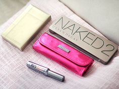 I have the mascara , I want the naked 2 palette