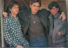 Johhny, Ponyboy, and Dally... which one survives????????????