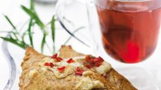 Poro-juustopasteijat Finnish Recipes, White Christmas, French Toast, Pie, Baking, Breakfast, Ethnic Recipes, Sweet, Desserts
