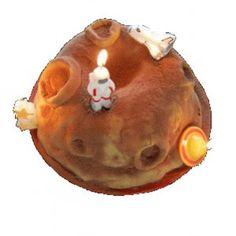 Astronauten cake voor uw kinderfeestje thuis