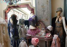 Vintage Flea Market Fashions