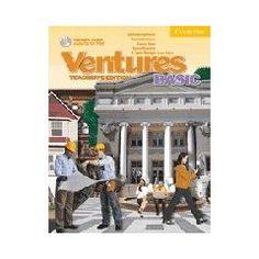 Ventures Teachers Edition with Teachers Toolkit Audio CD/CD-ROM Basic Spiral-bound