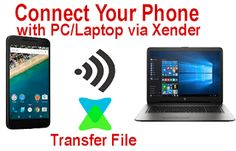 You are on work or office you want to transfer file from PC to Mobile and Mobile to PC without any...
