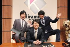 """[News] private wrapped in Hiroshi Kamiya's of the mystery is clearly in the """"Kiramune Company""""!?"""