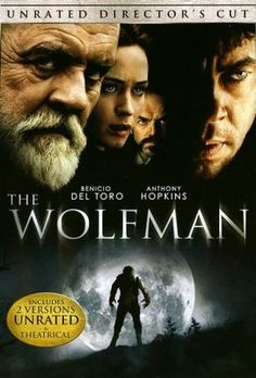 The Wolfman (2010) movie #poster, #tshirt, #mousepad, #movieposters2