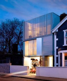 Fashionable Minimalist Home Design