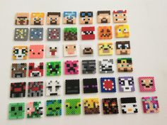 Minecraft inspired cake toppers Minecraft by MyGypsySparkle