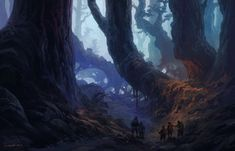 ArtStation - We Found This Amazing Place!, Andreas Rocha