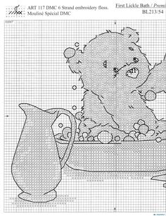 Bear pattern part1